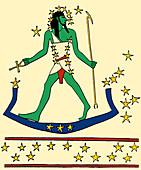 Osiris-Orion, 650 BC