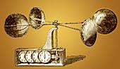 Robinson's Anemometer, 1846