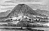 Volcanic Basalt