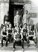 Alpha Phi Alpha Basketball Team, 1926