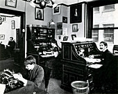 Office, 19th Century