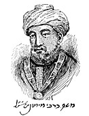 Maimonides, Sephardic Jewish Philosopher