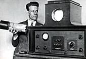Philo Farnsworth, American Inventor