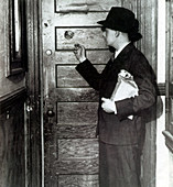 Prohibition, Speakeasy Peephole, 1930's
