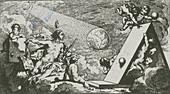 Theorie de la Terre, Comte de Buffon