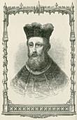 Guy de Chauliac, French Physician
