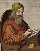 Johannes Trithemius, German Polymath