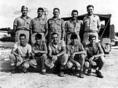 Boxcar Crew, Nagasaki Mission, 1945