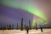 Photographing the Aurora Borealis