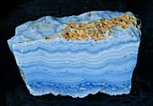 Blue Ice Agate