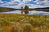 Shohola Lake, Pennsylvania, USA
