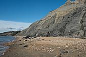 Charmouth Beach, Jurassic Coast, UK