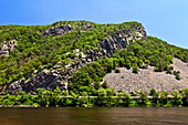 Mt. Tammany and Delaware River