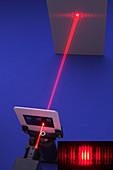 Double-slit diffraction