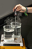 Thermodynamics Experiment