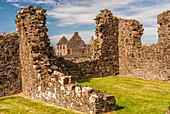 Dunluce Castle Walls, Northern Ireland