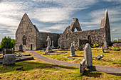 Kilmacduagh Monastery, Gort, Ireland