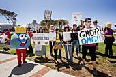 GMO Demonstration