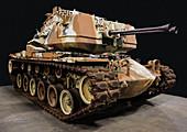 M247 Sargent York 40mm Divisional Air Defense Tank