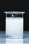 Lithium Carbonate Sulfuric Acid Reaction, 1 of 3