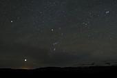Night Sky over Iceland