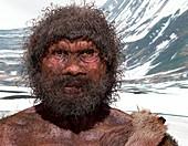 Homo heidelbergensis, illustration