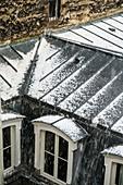 Hailstorm, Paris
