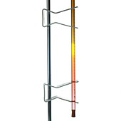 Universal indicator colour range