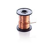 Coil of copper