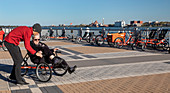 Adaptive bicycle use