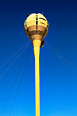 Heliostat receiver tower