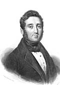 Pierre Amedee Jaubert, French explorer