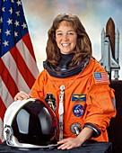 American astronaut Lisa M. Nowak, 2005