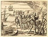 Raleigh's El Dorado Expedition, 1595