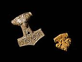 Viking Thor's hammer pendant