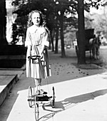 Three-Wheeler Scooter, 1910s
