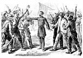 Freedmen's Bureau, 1868