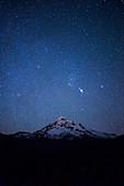 Orion over Mt. Hood