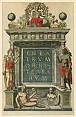 Abraham Ortelius, Theatrum Orbis Terrarum, 1570