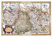 Theatrum Orbis Terrarum, Bremen, 1570