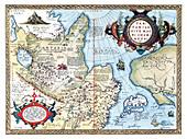 Theatrum Orbis Terrarum, Tartaria, 1570