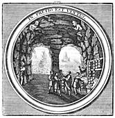Meteorologia, Wind, 1709