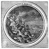 Meteorologia, Rain Causing Flooding, 1709