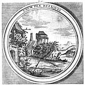 Meteorologia, 1709