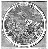 Meteorologia, Coastal Storm, 1709