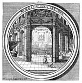 Meteorologia, Public Bath, Mineral Waters, 1709