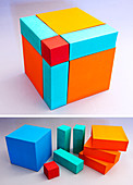 Cube of the Sum of Two Terms