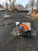 Kilauea Eruption 2018