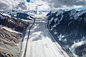 Fraser Glacier, Alaska