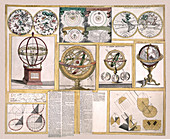 James Ferguson, Astronomical Instruments and Charts